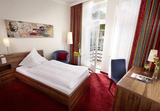 Hotel Noltmann-Peters: Einzelzimmer
