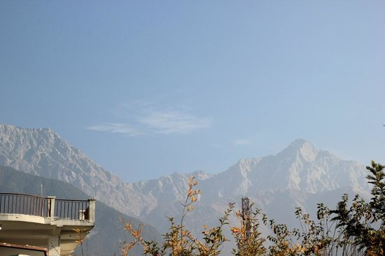 Club Mahindra Dharamshala: View from Play Area