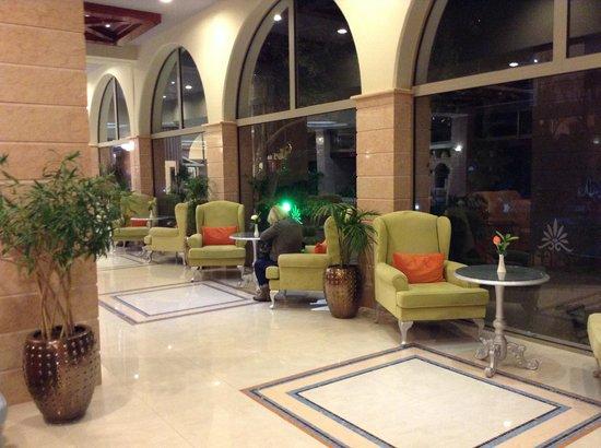 Atrium Palace Thalasso Spa Resort & Villas : hotel lobby