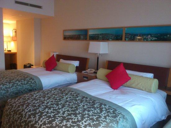 Kobe Portopia Hotel: ベッドルーム