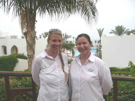 SunConnect Sunrise Diamond Resort: Kristin & Donna