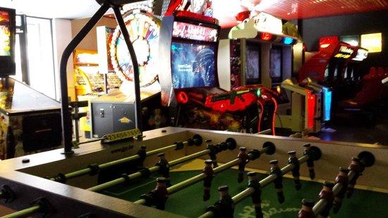 Lunapark Reflex : Tafelvoetbal 2014
