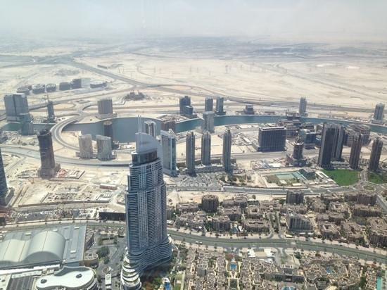 Burj Khalifa: dizzy heights