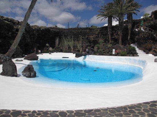 Jameos Del Agua: Swimming pool