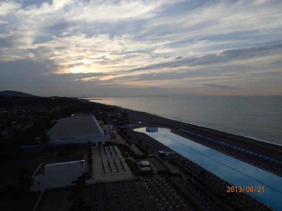 Oiso Prince Hotel: 朝日