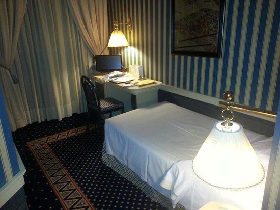 Hotel Auriga: Camera singola
