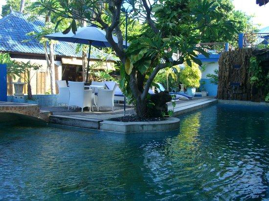 Matahari Tulamben Resort, Dive & SPA: Pool