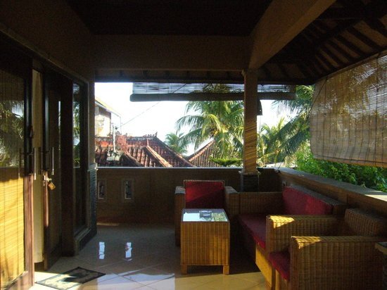 Gede Homestay: The upstairs new room