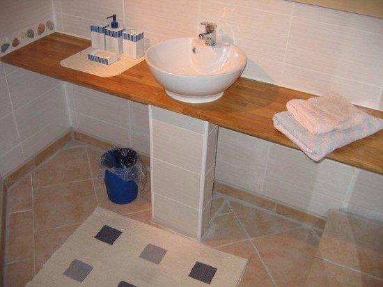 Baudelys: la salle de bain