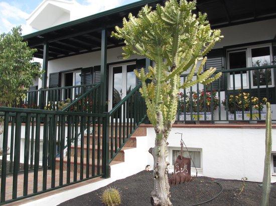 Casa Jose Saramago: The courtyard