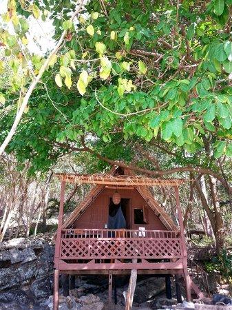 Ao Nuan Bungalows: bungalows avec ventilo