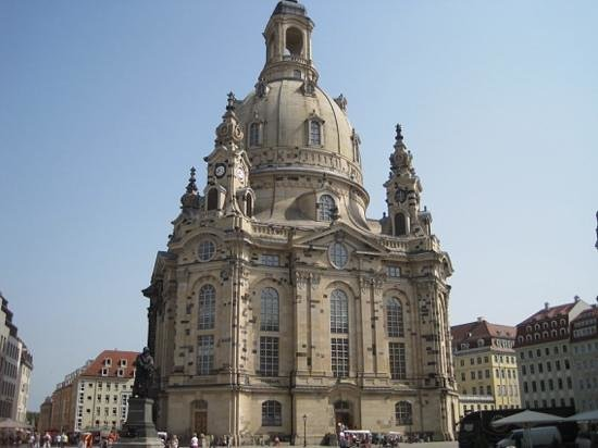 Frauenkirche: Ein gelungener Wiederaufbau