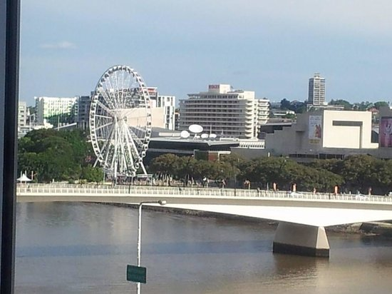 Mercure Brisbane: Better than the other side
