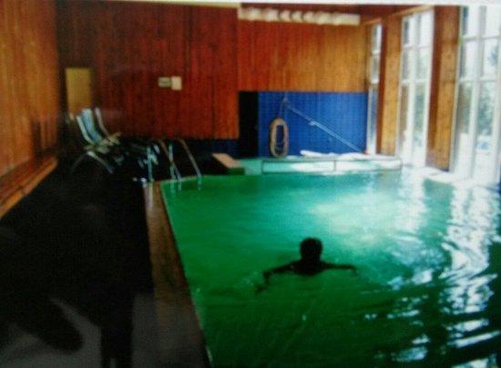 Hotel Arnika: Im hoteleigenen Schwimmbad
