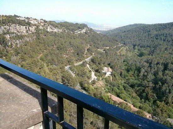 Restaurante Mirador: Vista desde la terraza