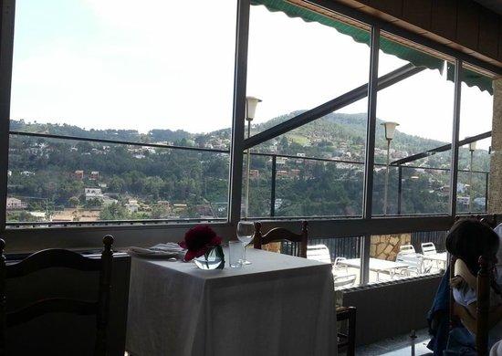 Restaurante Mirador: Vista desdel comedor