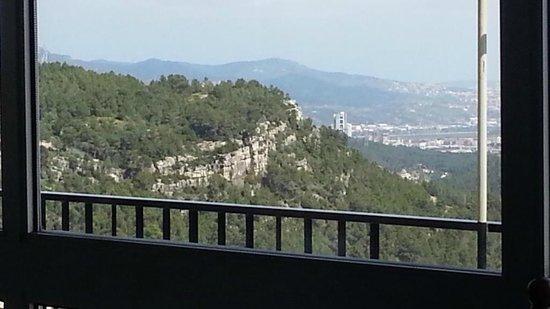 Restaurante Mirador: Vista desde la terraza 2