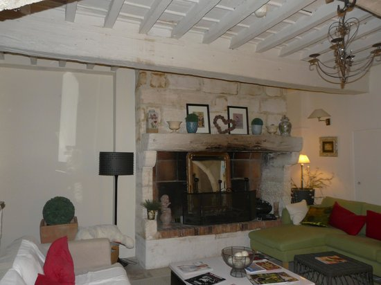 Hotel de l'Atelier: Lounge