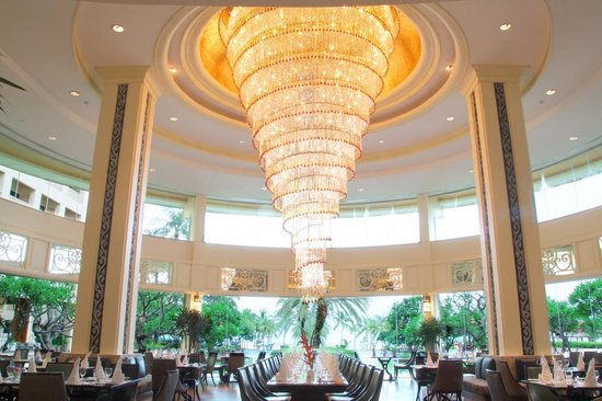 The Restaurant at Dusit Thani Hua Hin Hotel