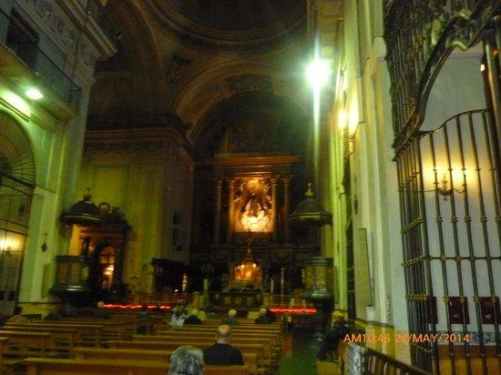 Iglesia de Nuestra Senora del Carmen y San Luis