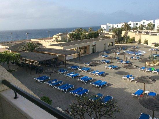 Hotel Coronas Playa : View From Room