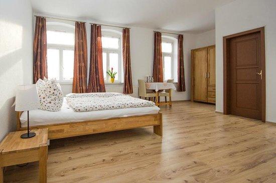 Hotel Garni Am Klostermarkt: Zimmer