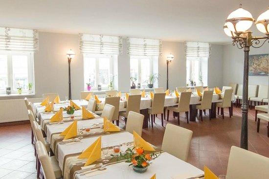 Hotel Garni Am Klostermarkt: Frühstückraum