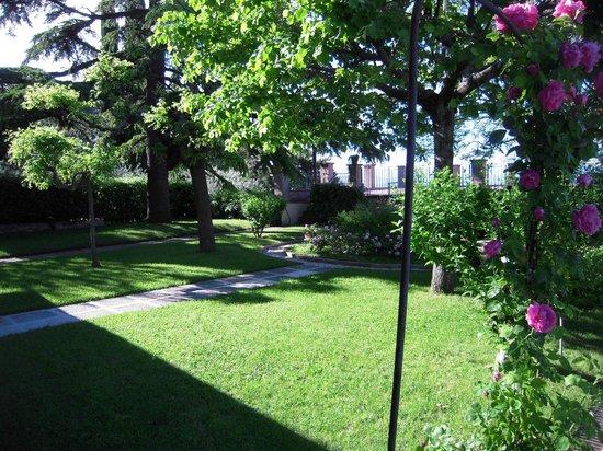 Hotel Ideale: il giardino