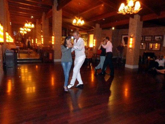 Asado: Tango of course