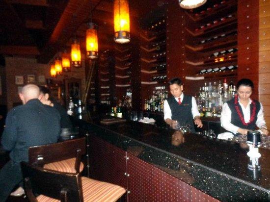 Asado: Massive Bar