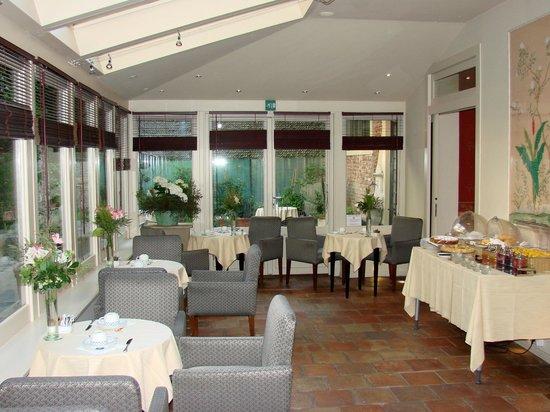 Best Western Hotel Piemontese : breakfast room