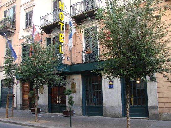 Best Western Hotel Piemontese : the hotel