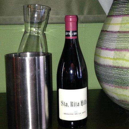 F12 : vin californien
