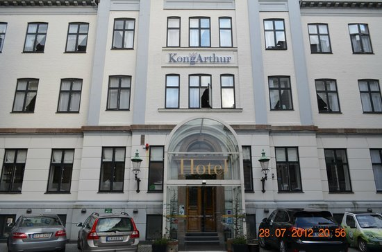 Hotel Kong Arthur : отель