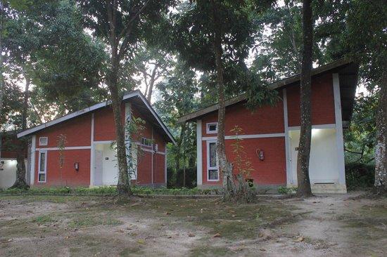 Bon Habi Resort: the cottages