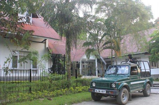 Bon Habi Resort : from the gate