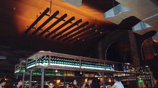 Barbacoa Bali: bar