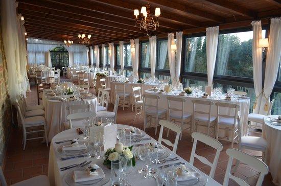 Villa Schiatti : Location per matrimoni vicino a Cortona