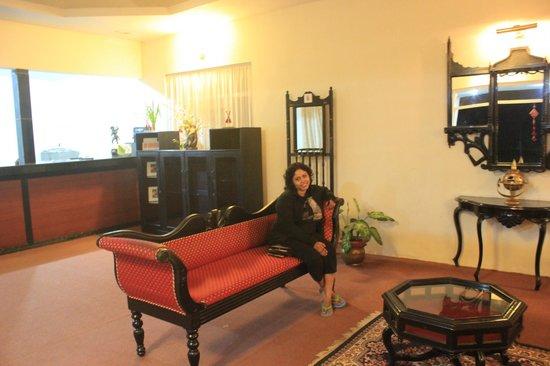 Bon Habi Resort: reception hall