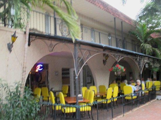 Darrell's Restaurant: Exterior View