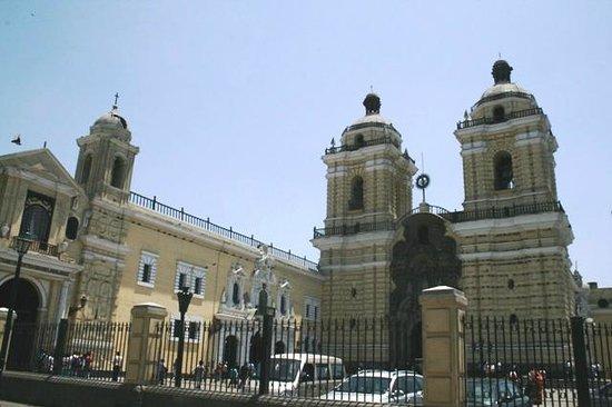 Iglesia y Convento de San Francisco: Собор