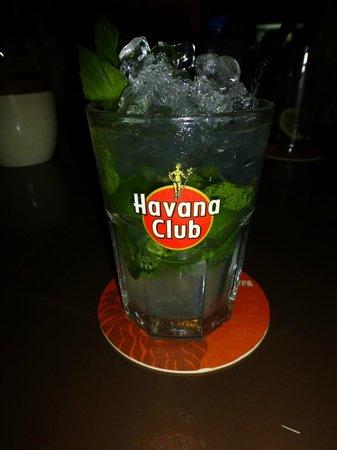 Mojito Bar & Grill: Mojito @ Mojito Bar ;-)
