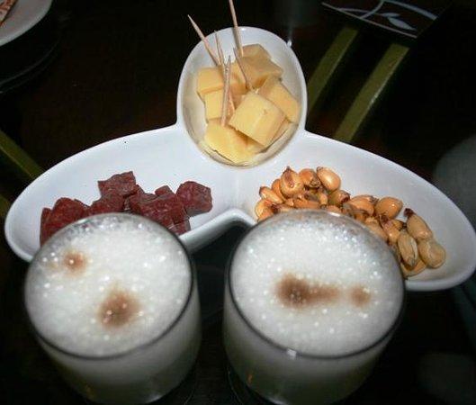 Sheraton Lima Hotel & Convention Center: писко сауэр и что к ней прилагается бесплатно