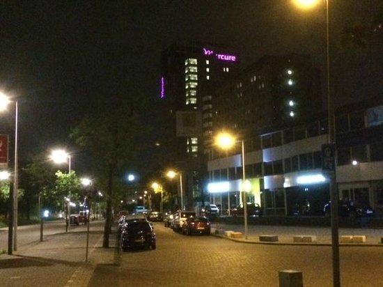 Mercure Hotel Amsterdam City: x