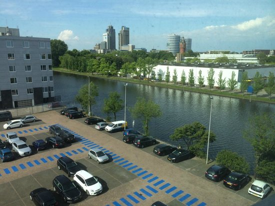 Mercure Hotel Amsterdam City: Room view