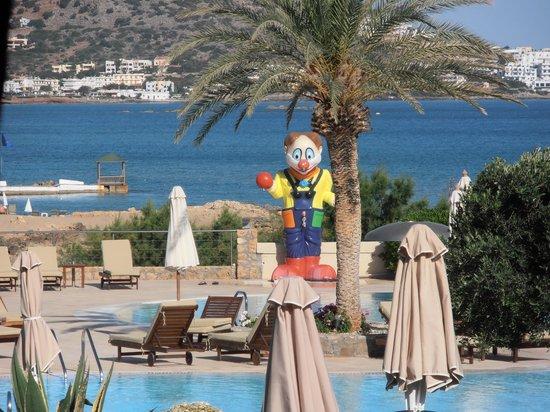 Ikaros Beach Resort & Spa : ook animatie voor groot en klein