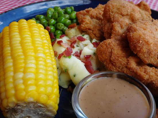 Belmiro's Pizza & Subs: SPECIAL- Southern Style Fried Chix