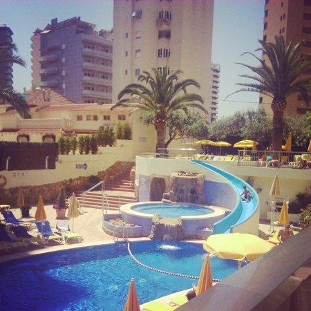 Hotel RH Princesa & Spa : pool and slide