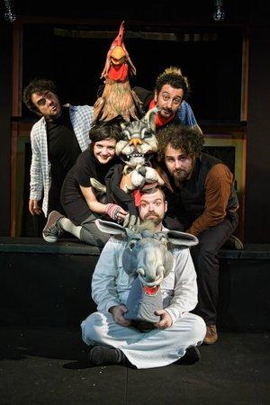 Teatro San Carlino - I Musicanti di Brema