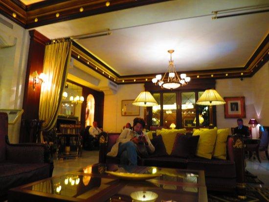 Hotel Napoleon Paris: ロビー